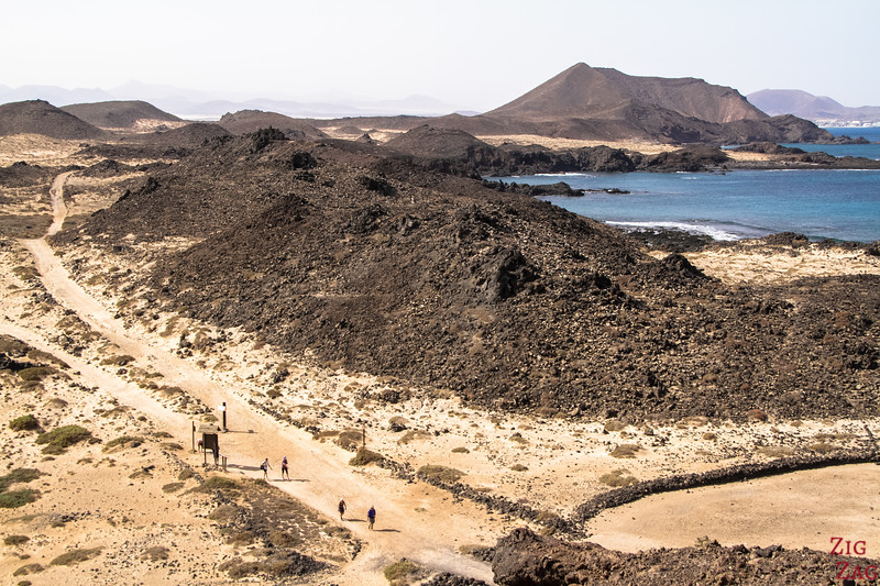 Top thing to do in Fuerteventura - lobos island