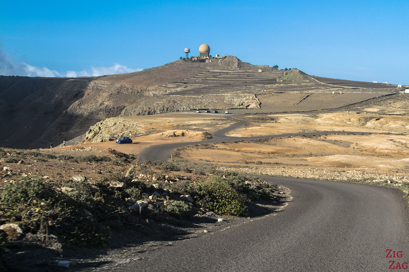 Driving in Lanzarote - Guide
