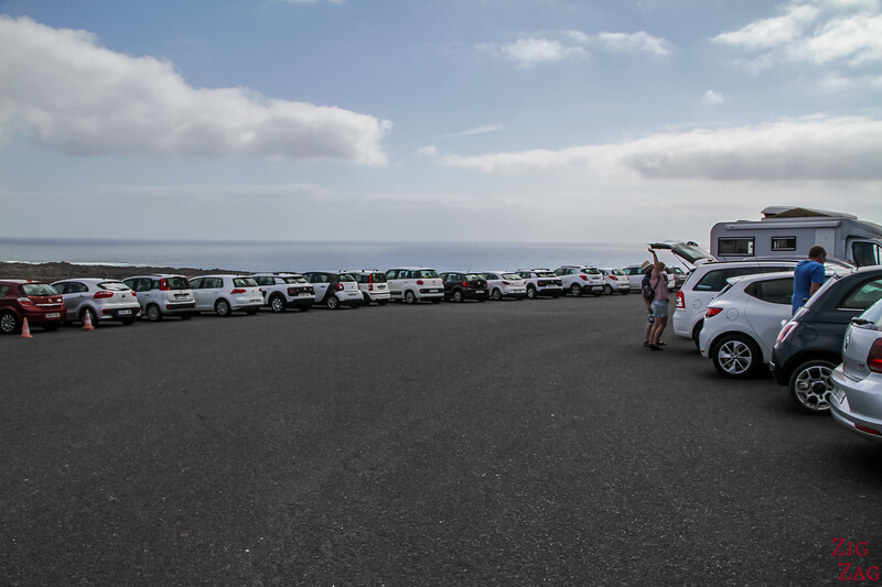 parking in Lanzarote 2