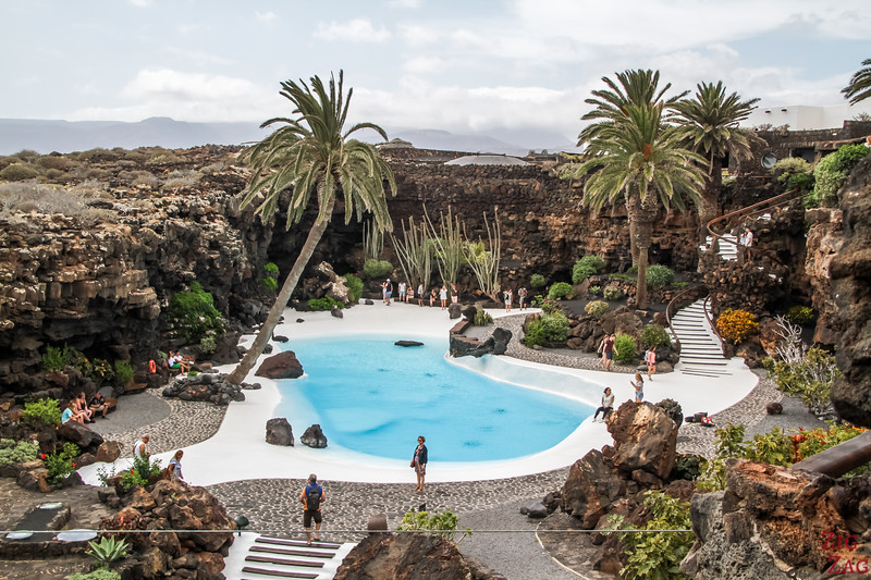 Best Lanzarote attractions by César Manrique - Jameos del Agua
