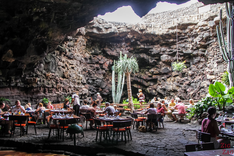 Jameo Chico - Jameos del Agua Restaurant 3