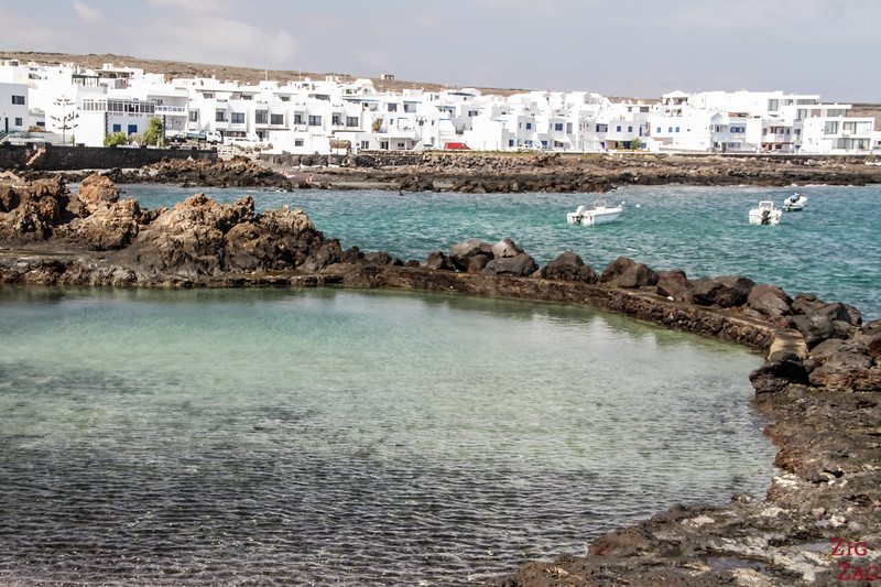 best town to stay in Lanzarote - Punta Mujeres