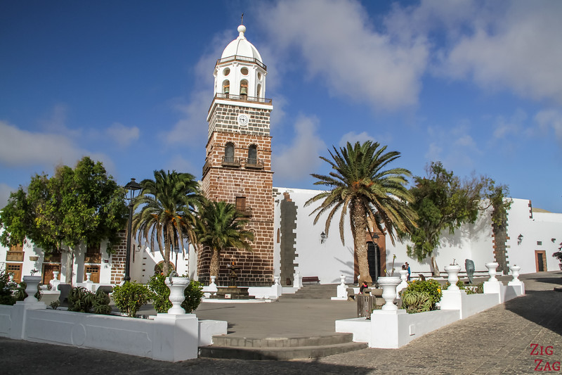 best place to photograph Lanzarote - Teguise