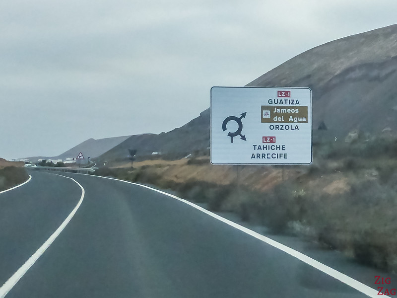 Driving Rules in Lanzarote 2