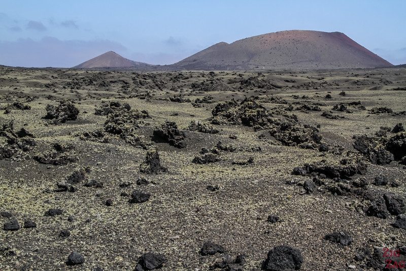 Photo volcan Lanzarote 1
