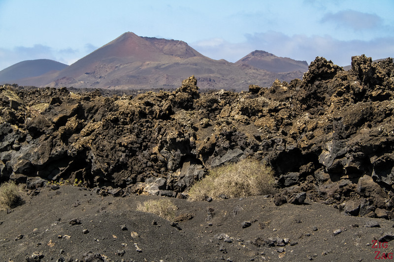 Photo volcan Lanzarote 3
