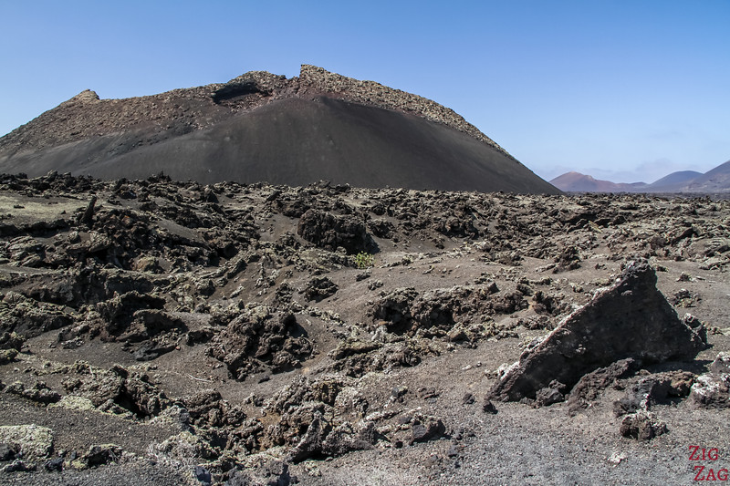 Photo volcan Lanzarote 2