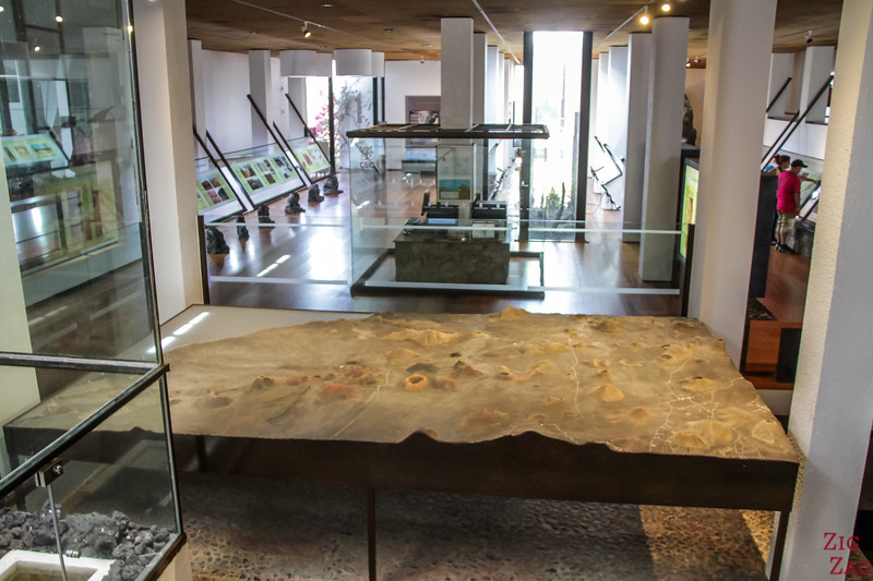 Timanfaya Visitor Center - museum
