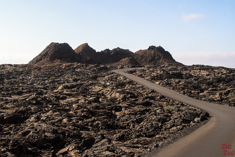 Timanfaya National Park Bus Tour - Volcano 1