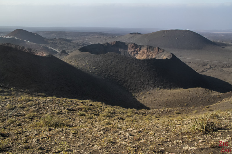 Timanfaya Nationalpark Tour mit dem Bus 10
