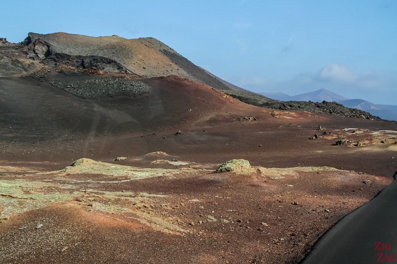 Timanfaya Nationalpark Tour mit dem Bus 3