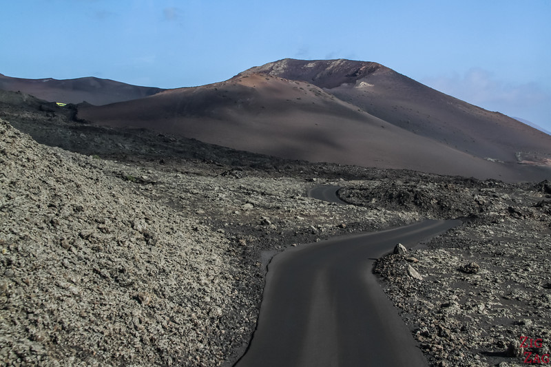 Timanfaya Nationalpark Tour mit dem Bus 6