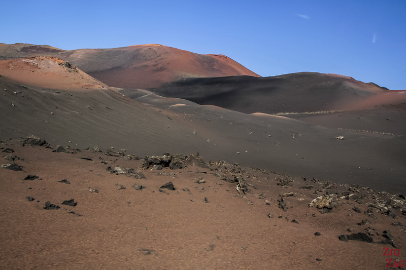 Timanfaya Nationalpark Tour mit dem Bus 7