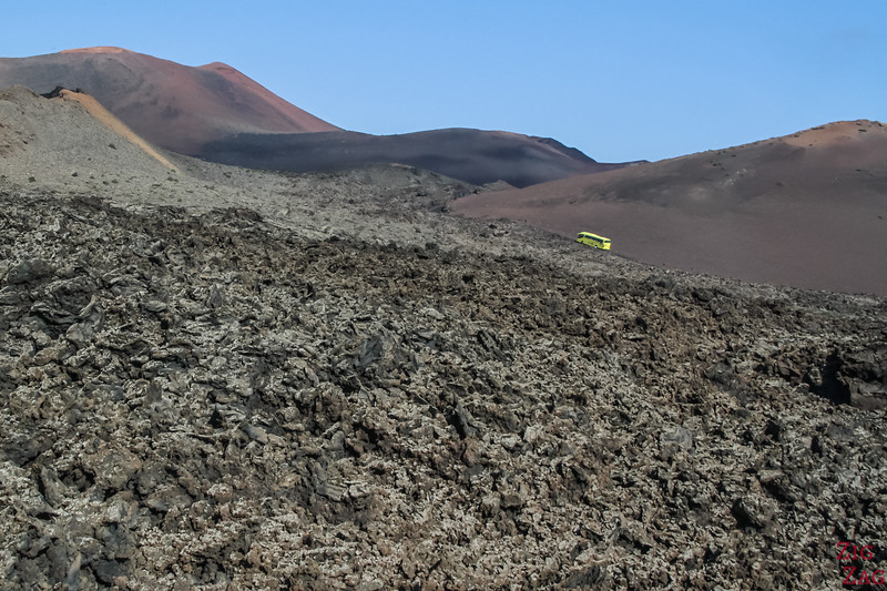 Lanzarote Timanfaya National Park Bus Tour - Volcano 4