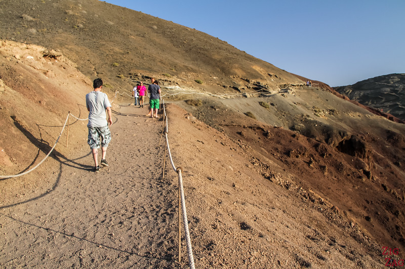 Green Lagoon Lanzarote access walk