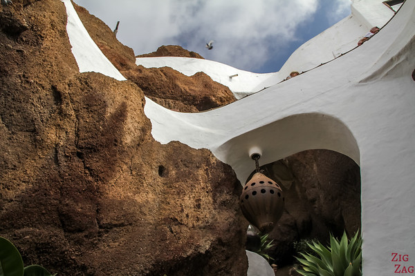 Best attractions in Lanzarote by César Manrique - Lagomar visit 2
