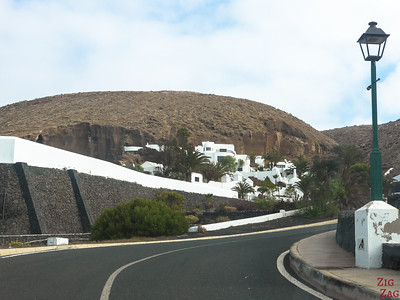 How to get to Lagomar museum Lanzarote
