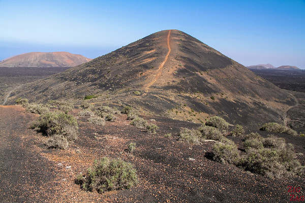 Photographing volcanoes in Lanzarote 2