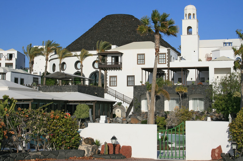 The Volcan Luxury hotel Lanzarote