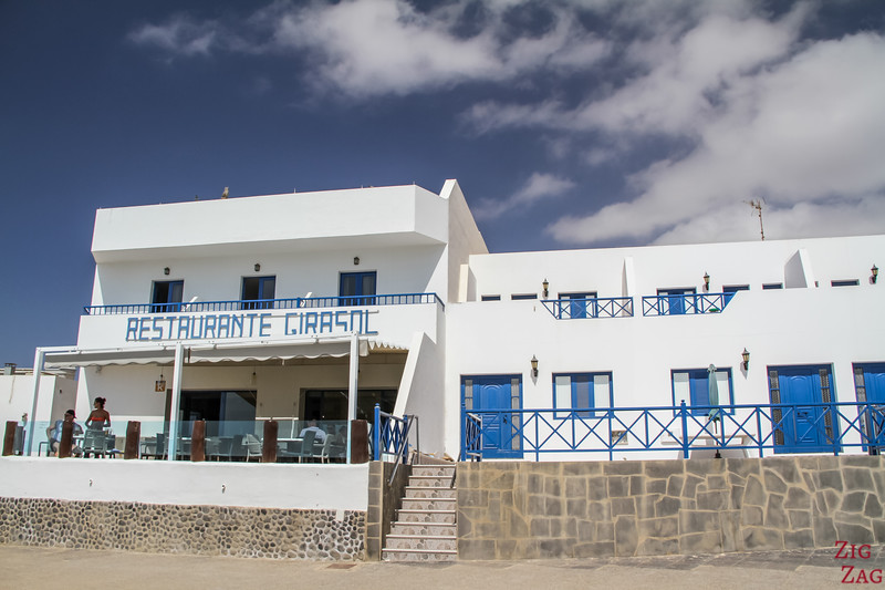 Caleton del Sebo - La Graciosa accommodation