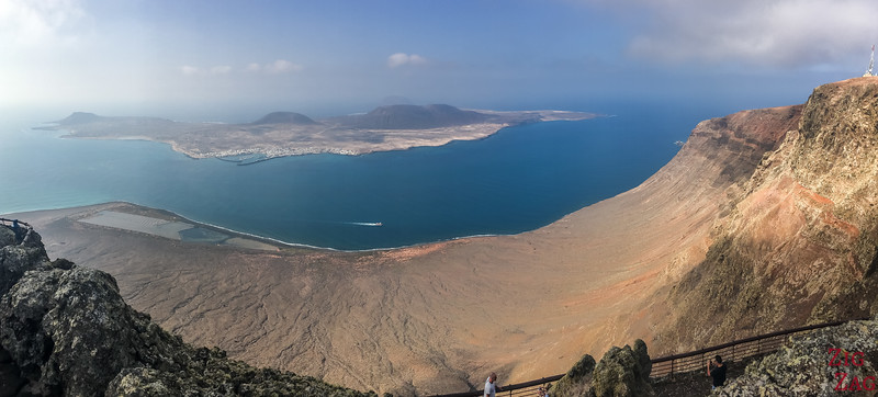 Best places to visit in lanzarote by César Manrique - Mirador del Rio