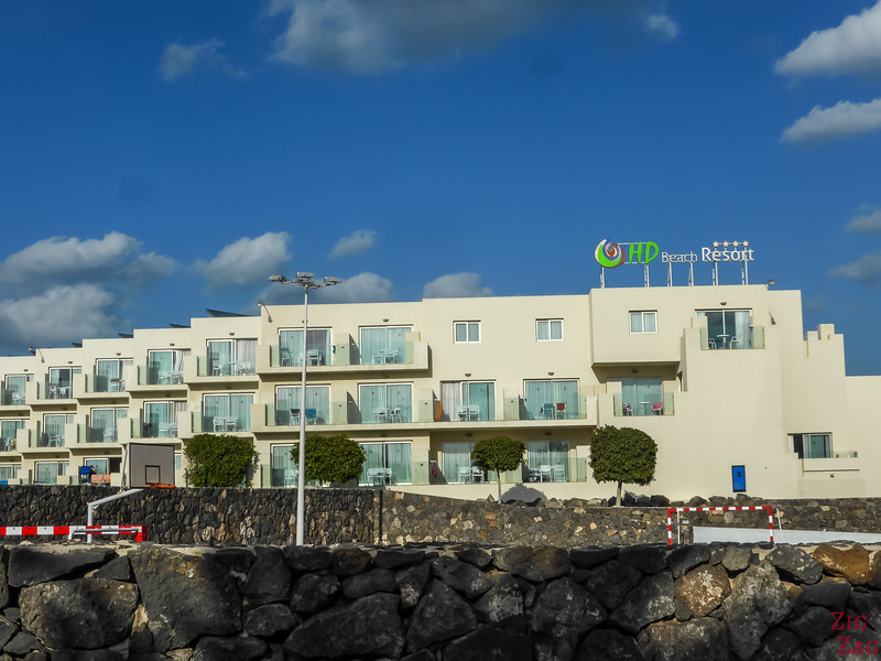 Best resorts in Lanzarote