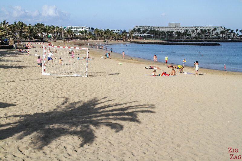 best Beaches in Costa Teguise Lanzarote