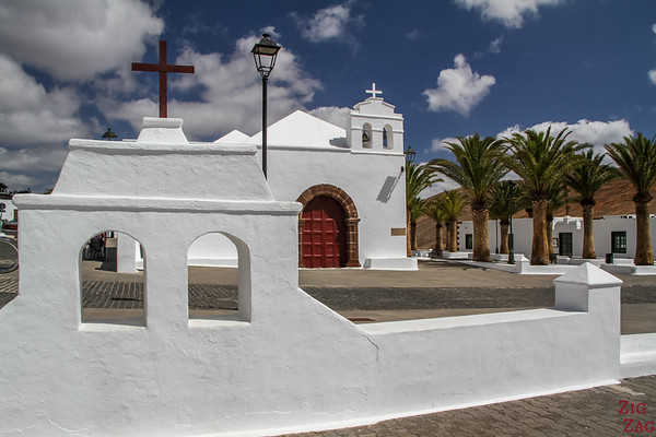 Photograph Lanzarote architecture