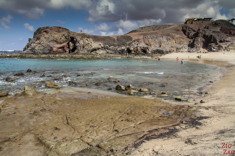 Playa de Papagayo Lanzarote Photo 1