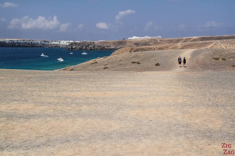 Papagayo Beach Walk 4