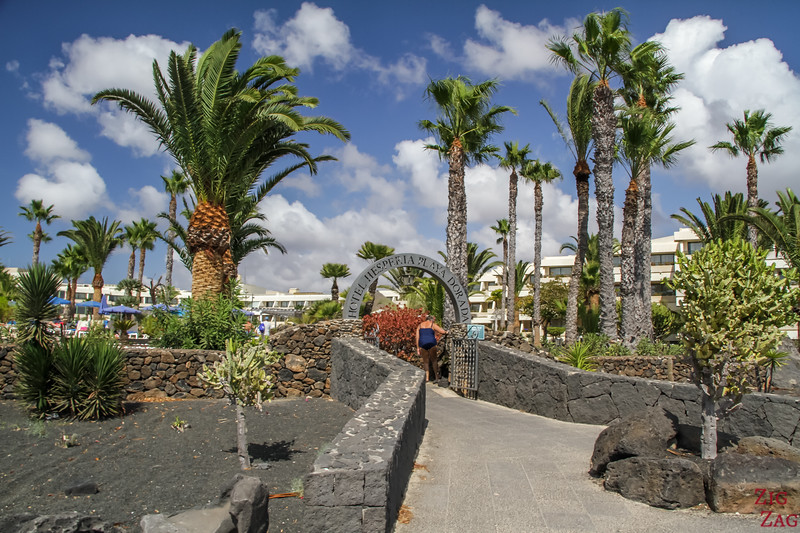 Lanzarote best resorts - Hesperia Dorada