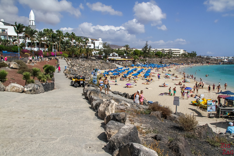 Luxury beach accommodation Lanzarote
