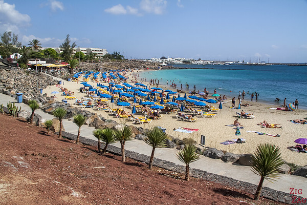 Where to stay inLanzarote - Playa Blanca