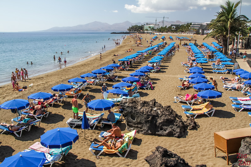 best Beaches in Puerto del Carmen Lanzarote 2