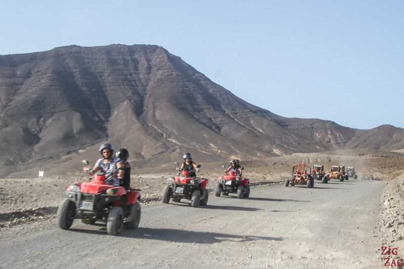 FUN activities in Lanzarote - Buggy