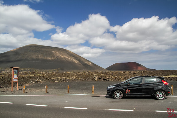 Getting around Lanzarote