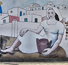 Graffiti art, Puerto del Rosario, Fuerteventura.