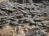 Lava formations, Lanzarote.