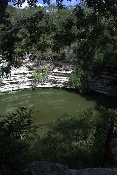 sacrifice sinkhole