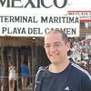 "Marcelo ""Rana"" Marcone.  Playa del Carmen, Riviera Maya, Mexico."