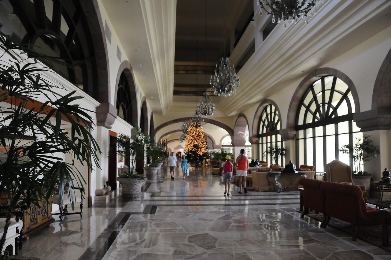 Marriott CasaMagna Resort in Cancun, November 2011