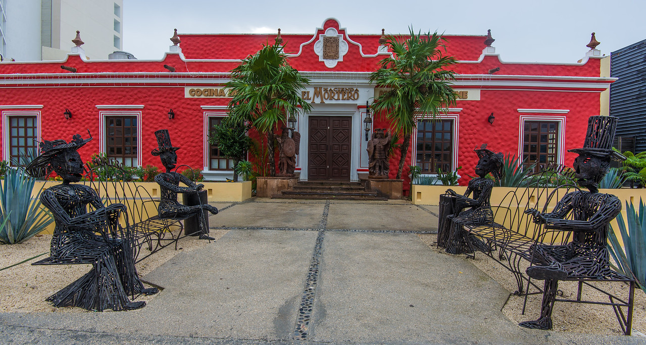 Cancun, Mexico - December 2015