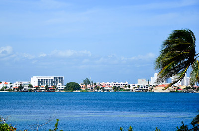 Lagoon View from The Royal Cancun
