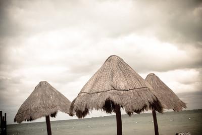 Cancun Sun Rise 2012