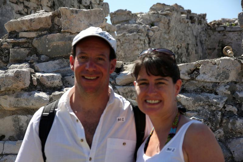 Barry & Jodi. Blurry. Sorry.