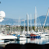 .Communication equipment of the super-yachts, Antibes has the largest yacht marina on the Côte d'Azur, built in the 1960s on the site of a Roman harbor.