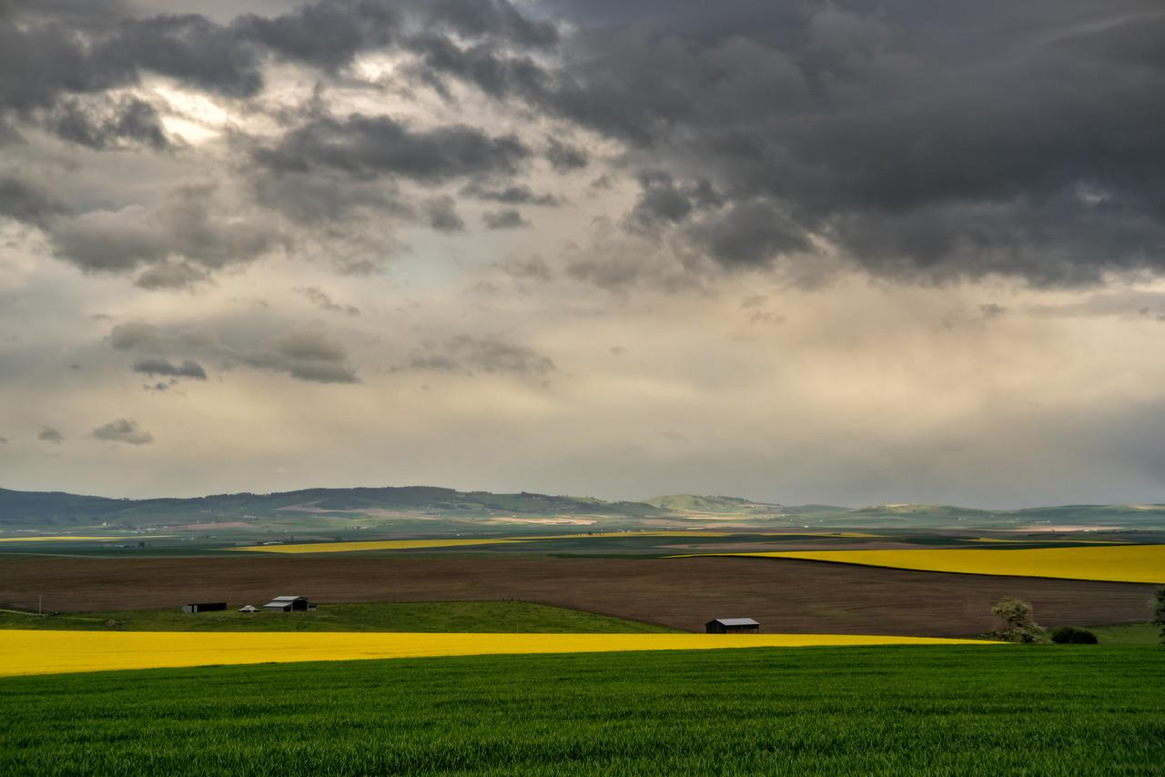 Camas Prairie Irrigation System
