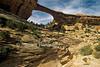 Owachomo Bridge, Natural Bridges National Monument, Utah, USA, North America