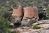 Twin Towers, Llittle Ruin Canyon, Hovenweep National Monument, Colorado/Utah, USA, Prehistoric Puebloan-era Village
