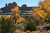 Wooden Shoe Arch, Autumn, Canyonlands National Park, Utah, USA, North America
